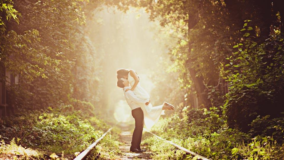 «Свадебная фотография. Только практика!»  — Мастеркласс от Александра Вачекина и Галии Карри